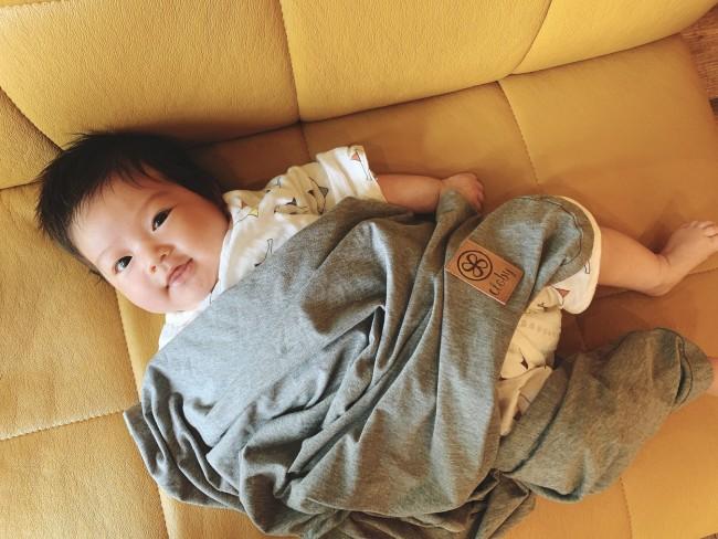 赤ちゃんとの生活では欠かせないブランケット。一年中使える多機能ブランケットをご紹介します♪