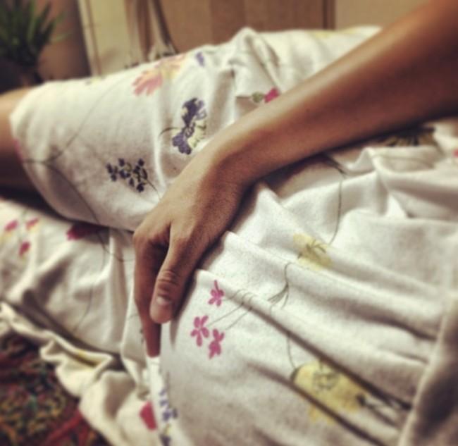 胎動は、赤ちゃんの動きによって違うみたい。妊娠中を懐かしく思いながら、調べてみました