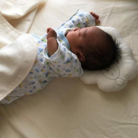すやすや眠り赤ちゃんの姿はまるで天使♡ 誰にでも喜ばれるアイテムです!