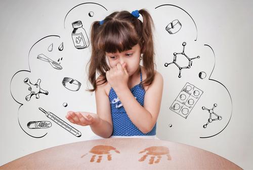 アレルギー性の咳などはダニが原因のことが…。ダニ対策は、夏がポイントです!