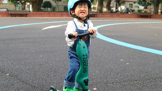 《クリスマスプレゼントに♪》2wayでロングユース! 初めてのスクーターデビューは、これに決めた♡