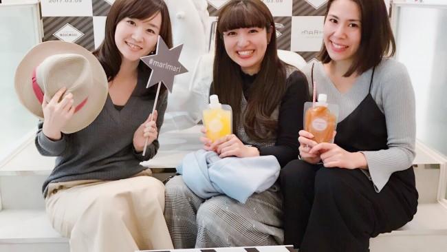 みんな大好き♡ キッズ・ベビー服、スタイのかわいいMARLMARLが横浜にオープン! お披露目会に行ってきました♪