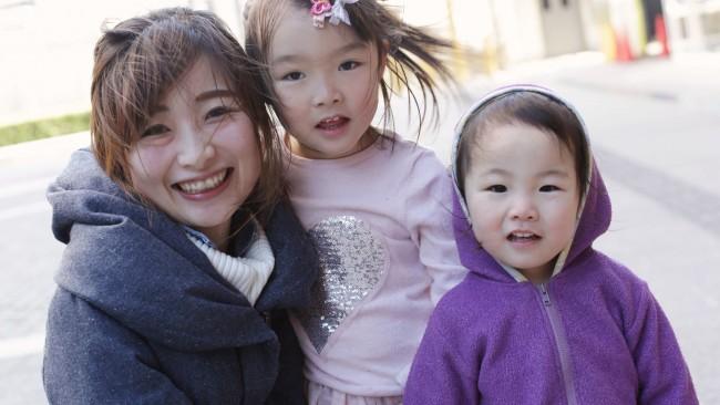 【mama snap!】かわいい姉妹のプリンセスプチプラコーデ♡
