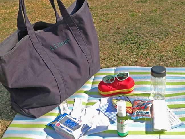 何かと荷物の増える子どもとのおでかけ用のバッグは洗濯ができて大容量なものが◎