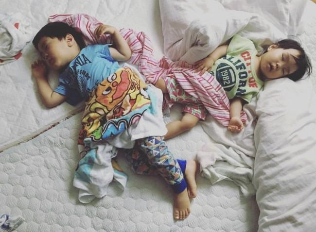 寝る子は育つ! と言うように、日頃から質の良い睡眠をとらせてあげたいものです