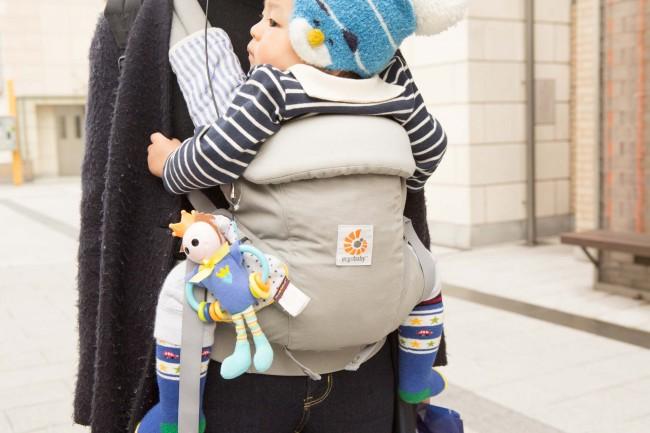 新生児から安心のadapt(アダプト)を使っているママもみかけます