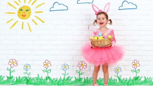 《春の一大イベント》イースターを親子で楽しんじゃおう♡ おうちでお祝い&おでかけイベント情報♪