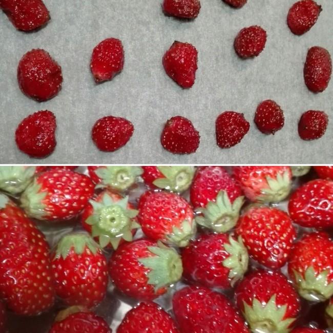 かわいい真っ赤ないちご♡ 旬の味を閉じ込めて、一年中楽しみたい!