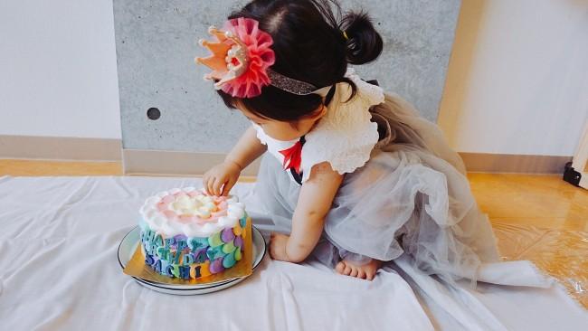 《1歳のお誕生日♡》一生の思い出に残る、はじめてのバースデーはこんな風に過ごしました♪