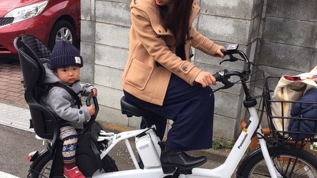 《親子で自転車デビュー♪》我が家の子ども乗せ電動アシスト自転車の選び方、ママ友たちからの助言に感謝♡