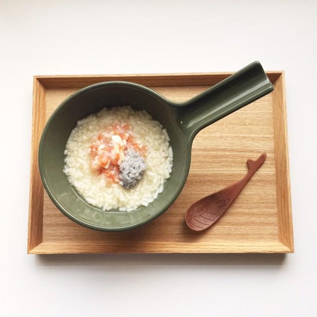 うどんは離乳食初期〜完了までずっと使える食材。シンプルなお料理だからこそ、お出汁の味を味わってほしいですね!
