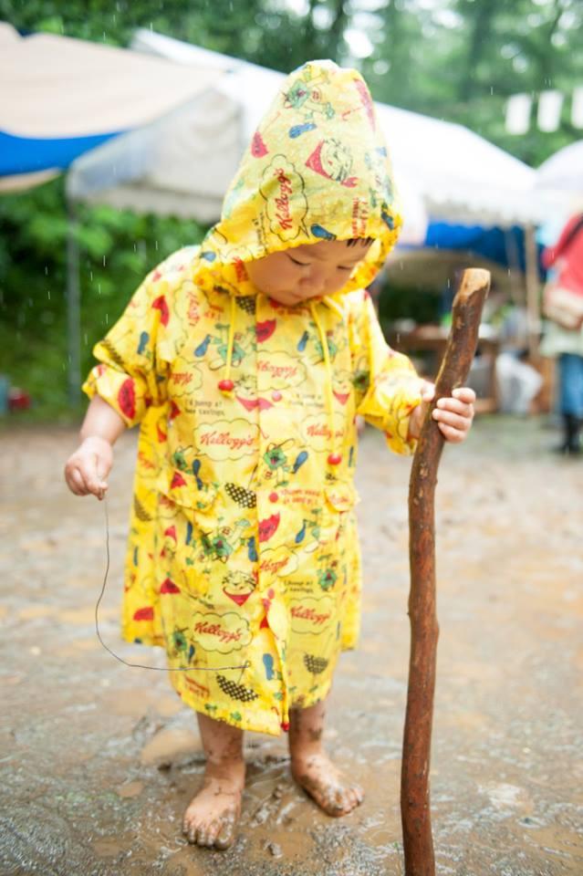 自然や音楽に触れることで、子どもにとってもフェスは楽しい思い出になるはず!