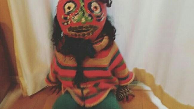 《かわいい?怖い?鬼のお面を作っちゃおう!》季節行事を子どもと楽しむ、節分準備編